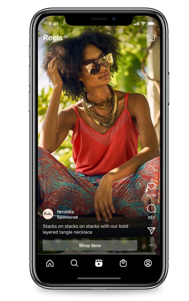 Instagram is now testing ads in Reels