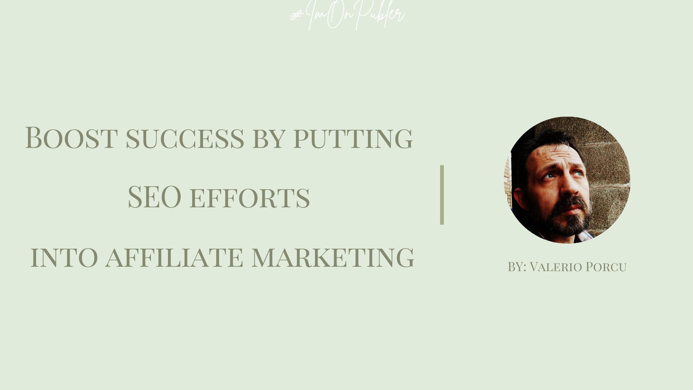 Boost Success by putting SEO Efforts into Affiliate Marketing